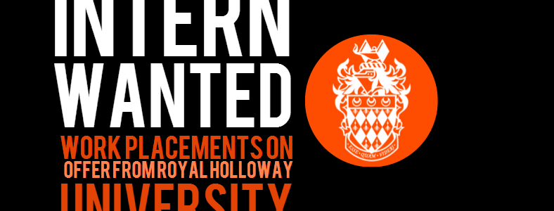 RHUL placement opportunity