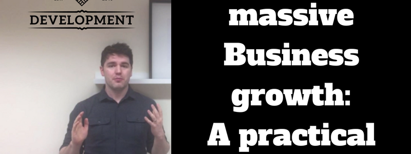 Achieve Massive Business Growth…