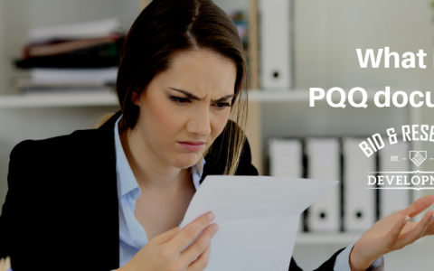 What is a PQQ document?